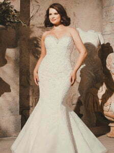 CURVY COUTURE at Princess Bridals